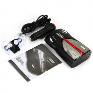 9880 360 Degrees 16-band Scanning LED Radar Detector Car Speed Testing System
