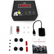 Water-resistant Tire Pressure Monitoring System