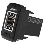 U912 4 Internal Sensors Pressure Monitoring System Car TPMS PSI BAR Diagnostic Tool for Honda
