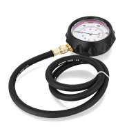 TU - 11A Auto Vehicle Dial Air Vacuum Pressure Gauge Meter Manometer