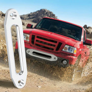 12000lbs Winch Rope Guide Hawse Aluminum Fairlead for Off-road 4WD