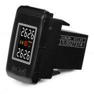 Pershn U912 Car Tire Pressure Monitoring System for Honda