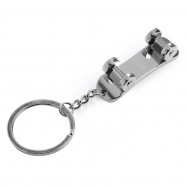 Key Chain Mini Skateboard Design Hanging Pendant Key ring