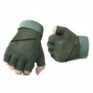 Half Finger Riding Fitness Motorcycle Protective Gloves