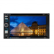 HEVXM HE - 6610 6.2 inch High Definition Touch Screen Stereo Car DVD Player