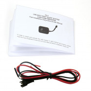 Car Motorcycle GPRS GSM Tracker SMS Anti-theft Vibration Alarm
