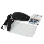 VB 360 Degrees Full Band Scanning LED Radar Detector Car Speed Testing System