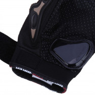 Paired Full Finger Motorcycle Gloves Motorbike Outdoor Sports Riding Breathable Protective Gears