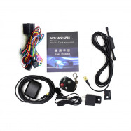 TK103B GPS SMS GPRS Vehicle Tracker Locator with SIM SD Card Anti-theft Date Logging