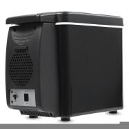 6L Car Cool and Hot Dual Use Mini Refrigerator