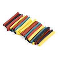 328pcs Heat Shrink Tubes Insulated Wire Cable Sleeving Wrap