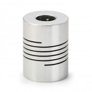 Flexible Beam Coupling 3D Printer Accessory 5mm / 8mm Hole