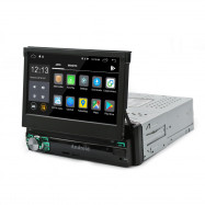 RM - CT0013R DVD Player 7 inch Retractable Large Touch Screen Bluetooth FM Radio