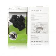 Car Bluetooth HandsFree Communicating  Kit MP3 Player Fix on Steering Wheel