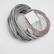 5m Invisible Car Door Side Seal Prevent Crash Strip Anti-rub Protection Stickers