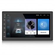 ML - CK1018 7.0 inch Touchscreen 2 DIN Car Multimedia Player Bluetooth Built-in GPS Navigator FM Station WiFi Connection
