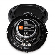 Pair of JBL CLUB6520 6.5 inch 50 - 150W Coaxial Two-way Car Stereo Speaker