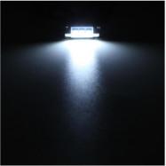 Festoon 3LEDS 5050 SMD DC12V LED Auto Car Lamp Decorative Reading Light 2PCS