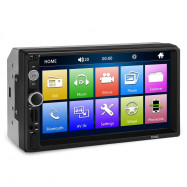 7010G Car Multimedia Player GPS Bluetooth FM Radio AV Input