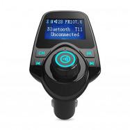 Wireless Bluetooth Fm Transmitter Handsfree Car Kit MP3 Player