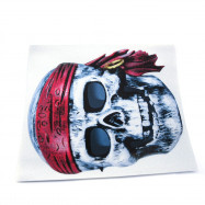 New Personality Pirate Terror Modeling Car Stickers