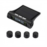 Tire Pressure Monitoring System With 4 External Sensors