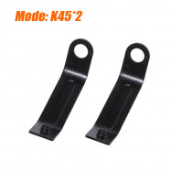 BOSMAA K45/K46 Universal Hole 10MM Headlight Motorcycle Rearview Mirror Bracket