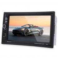 Refurbished 7020G 7 inch Car Audio Stereo MP5 Player Remote Control Rearview Camera GPS Navigation Function