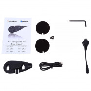 Refurbished Vnetphone V5 1200M Bluetooth Motorcycle Helmet Interphone