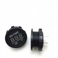 Car Motorcycle LED Digital Display Voltmeter