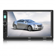 7 inch HD Car Stereo 2 DIN Android Mirror Link Bluetooth Radio MP5 Player Universal GPS Navigation 1983AD