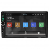 "7"" HD Car Stereo Android 7.1 MP5 Player Bluetooth FM Radio Remote Control 2Din Universal GPS Navigation 1992AD"