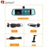 Junsun K755 4g LTE Auto Kamera Spiegel 7.84inchAndroid ADAS GPS DVR Kanzler Dash