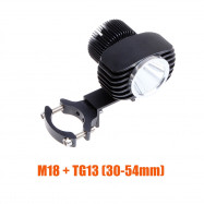 LED  Motorcycle  Headlight Spotlight18W 2700LM  For Motor Car Fog Light DRL