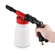 Portable High Pressure Foam Lance Car Wash Gun Cleaning Sprayer