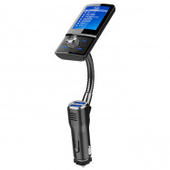 BC43 Color Screen Bluetooth Car Charger FM Transmitter