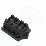 4 Way Car Medium Insert Fuse Box