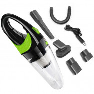 R - 6054 USB Charging Cable Car Home Dual-Use Vacuum Cleaner