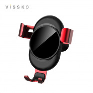 Vissko Gravity Bracket Car With Charging Outlet Air Navigation Wireless Charging Car Bracket New