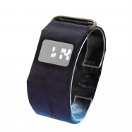 Creative Paper Watch LED Waterproof Tyvek Strap Digital Clock