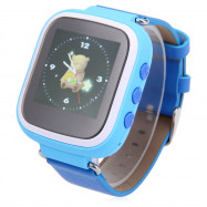 1.44 Inch Q523 Children GPS Smartwatch MTK6261 SOS GPRS Real-time Position Alarm Talkback Phone