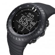 BIDEN 1113 Men Sports 50M Waterproof Quartz Large Dial Military Luminous Wristwatches