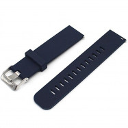 Soft Silicone Watch Bands Strap for Amazfit Huami Classic watch Replacement BLUE