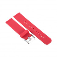 Soft Silicone Watch Bands Strap for Amazfit Huami Classic watch Replacement RED