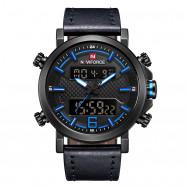 NAVIFORCE Sports men's Quartz Watch BLUE