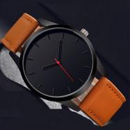 Men NEW Luxury Brand Men Sport Quartz Army Military Leather Wrist Watch SIENNA
