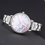 Lvpai P454 Ladies Stainless Steel Watch MULTI-B
