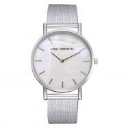 Lvpai P819 Fashion New Silicone Exquisite Quartz Watch Fashion Watch SILVER