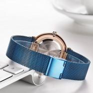 REWARD RD63073L Women's Ultra-thin Mesh Waterproof Watch   BLUE