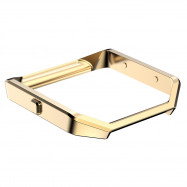 Stainless Steel Watch Case Frame Protective Case For Fitbit Blaze Smart Watch GOLD
